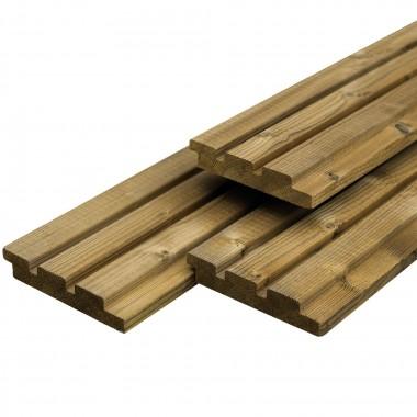 Caldura Wood vuren...