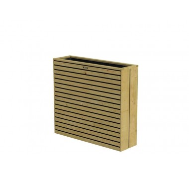 Creek pedestal black 1x60W...