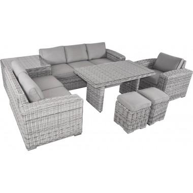 Lounge / Diningset Garda Luxe