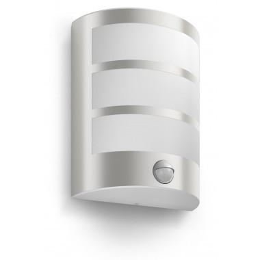 Python IR Wall Lantern Inox...