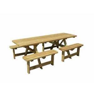 Picknick-Tische
