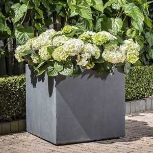 Eco-fiber bloembakken